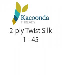 Kacoonda 2-ply Twist Silk