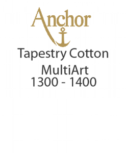 Anchor Tapestry Cotton MultiArt