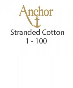 Anchor Stranded Cotton