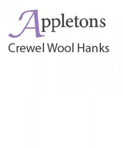 appleton crewel wool hanks