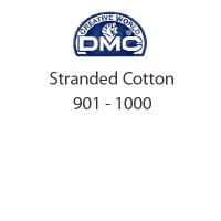 dmc stranded cotton 901-1000