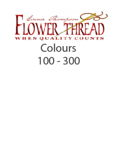 ginnie thompson flower threads