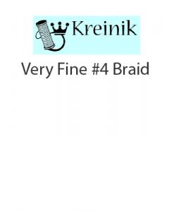 Kreinik Very Fine #4 Braid